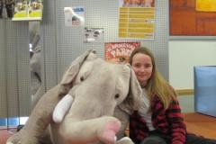 Übergabe Elefant Jenny (1)