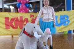 Übergabe Elefant Sarah 1