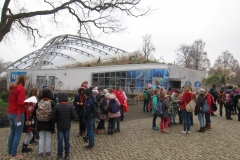 Sea life Hannover am 13.01.2018