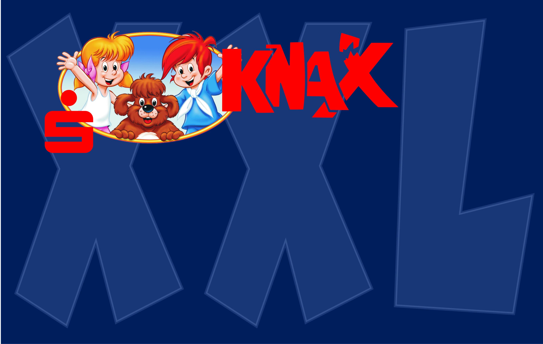 ANMELDEBEGINN für KnaxXXL-Mitglieder für die Veranstaltungen des KnaxKlubs
