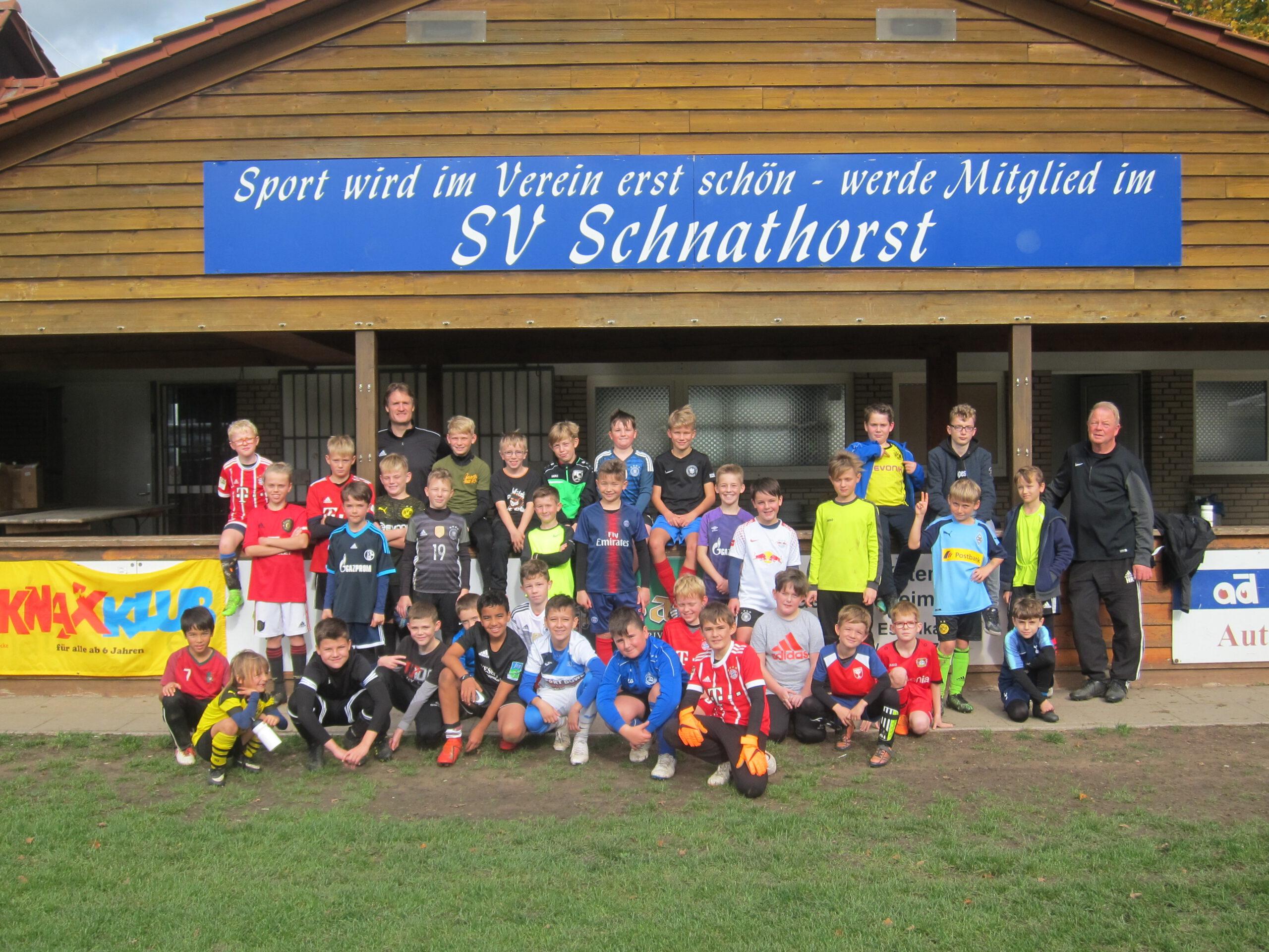 Spaß und Sport in den Herbstferien...